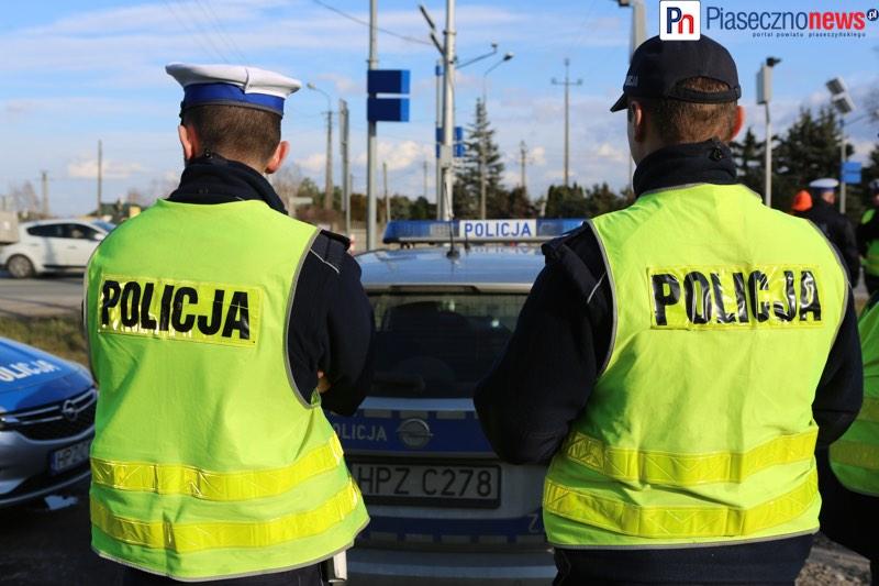 Żarty z policjantów i brak maseczek zakończyły się słonymi mandatami