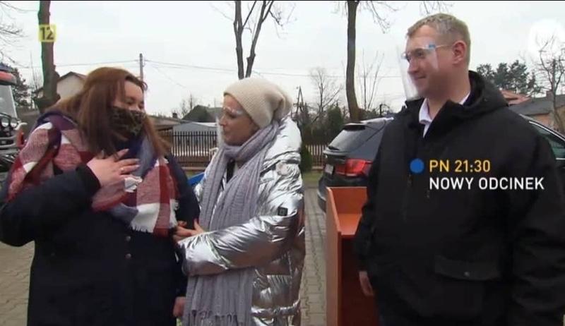 TVN z wizytą w Czachówku