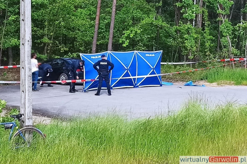 Znaleziono zwłoki zaginionego mieszkańca Piaseczna
