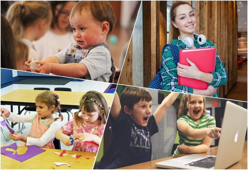 Wybierz z nami przedszkole, żłobek lub szkołę