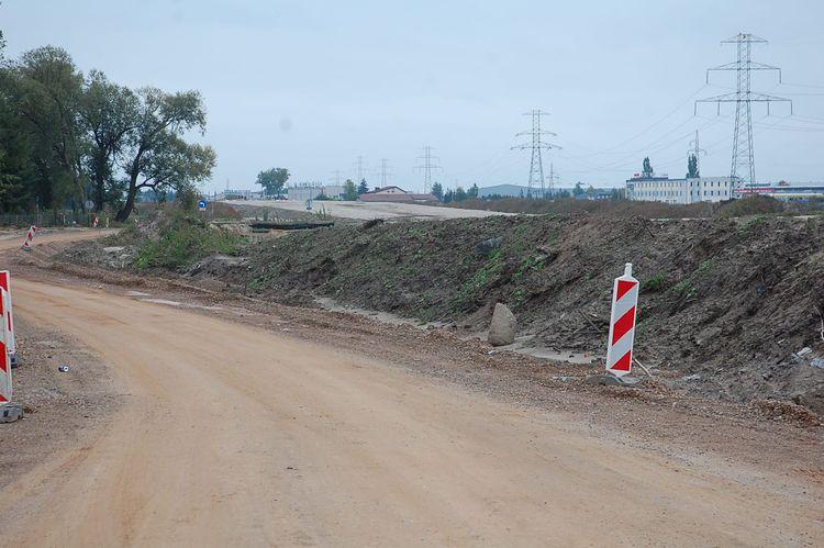Problemy przy budowie Puławskiej Bis? GDDKiA: zaawansowanie prac nie jest zadowalające