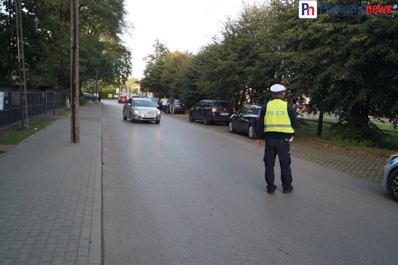 Objeżdżają remont drogi wbrew przepisom! Sypią się mandaty