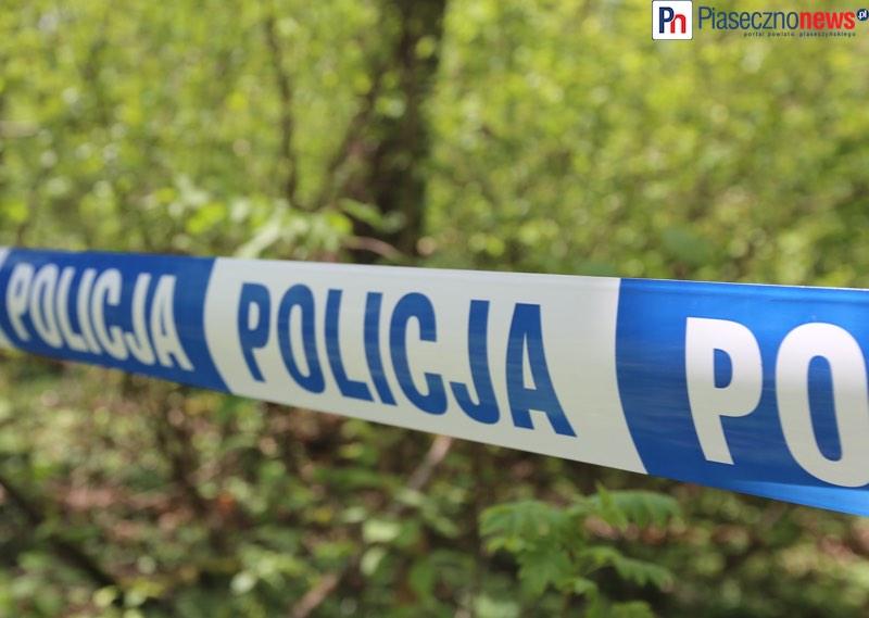 Zwłoki mężczyzny znaleziono w lesie