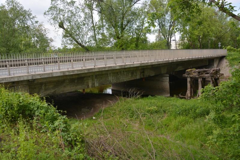 Remont mostu w Żabieńcu, ruch wahadłowy [AKTUALIZACJA]