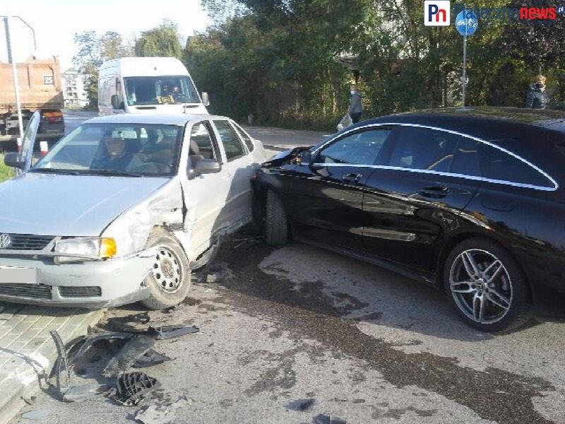 Kolejny wypadek na tym samym skrzyżowaniu