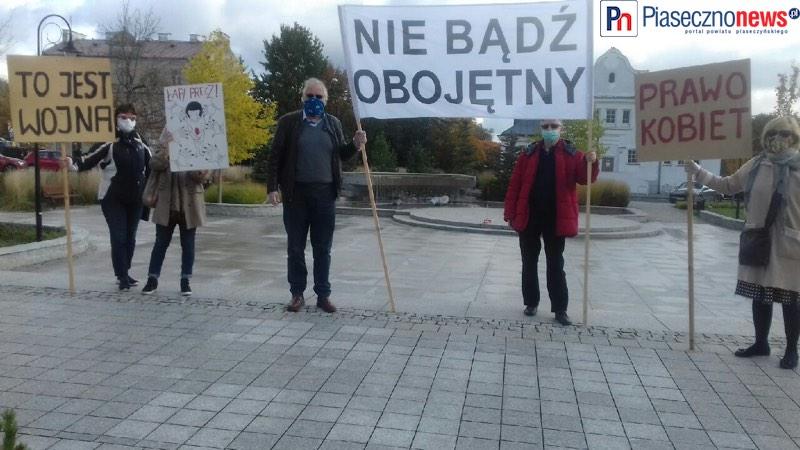 Protesty także w Piasecznie!