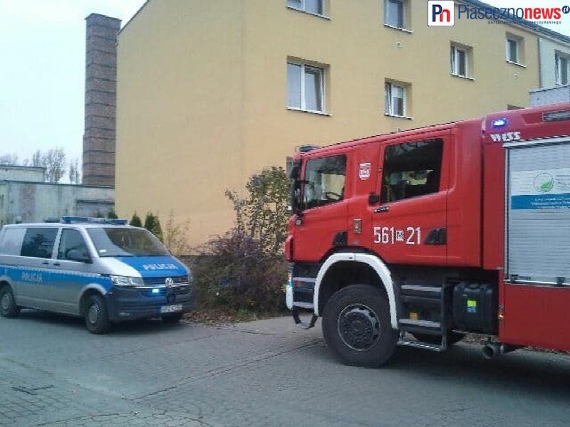 Nie otwierano mieszkania, wezwano służby ratownicze