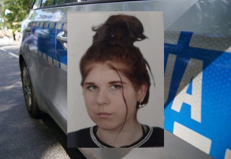 Trwają poszukiwania zaginionej nastolatki!
