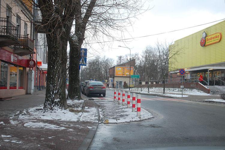 Bijatyka obok Biedronki
