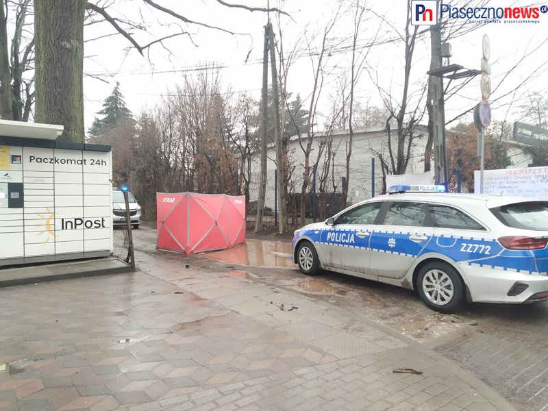 Ciało mężczyzny znaleziono na ulicy. Co było przyczyną śmierci?