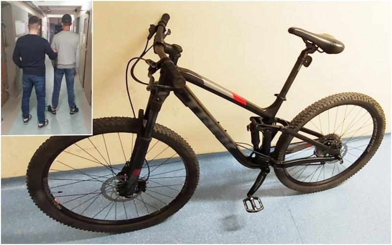 Kupił kradziony rower i trafił do aresztu