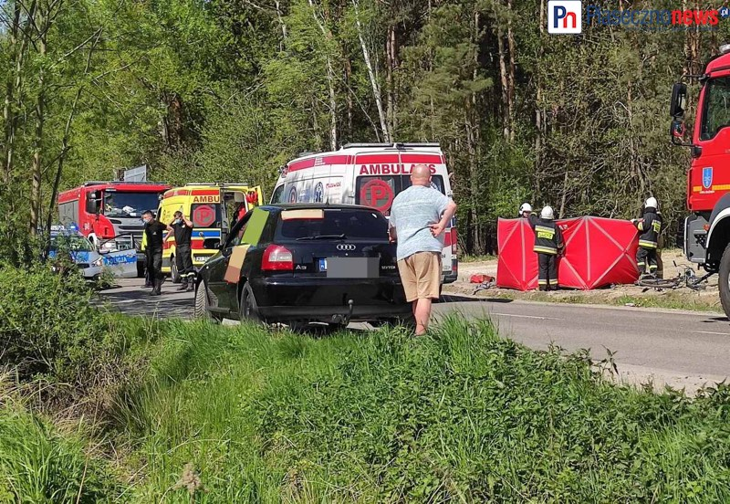 Dziewczynka wyjechała rowerkiem wprost pod auto! Dziecko zginęło na miejscu