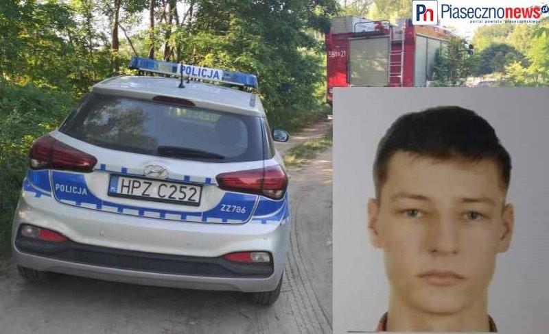 Tajemnicze zaginięcie 19-latka. Trwa akcja poszukiwawcza, rodzina prosi o pomoc