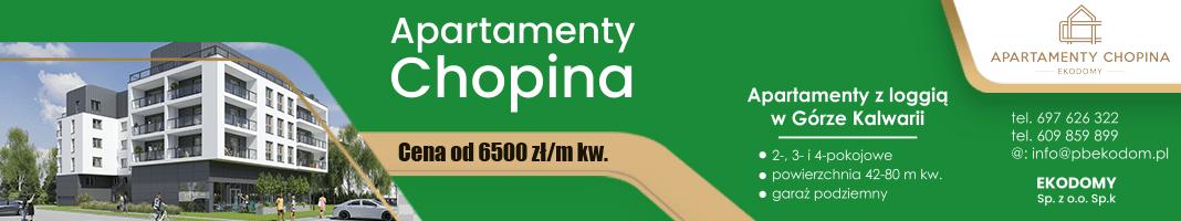 Apartamenty Chopina