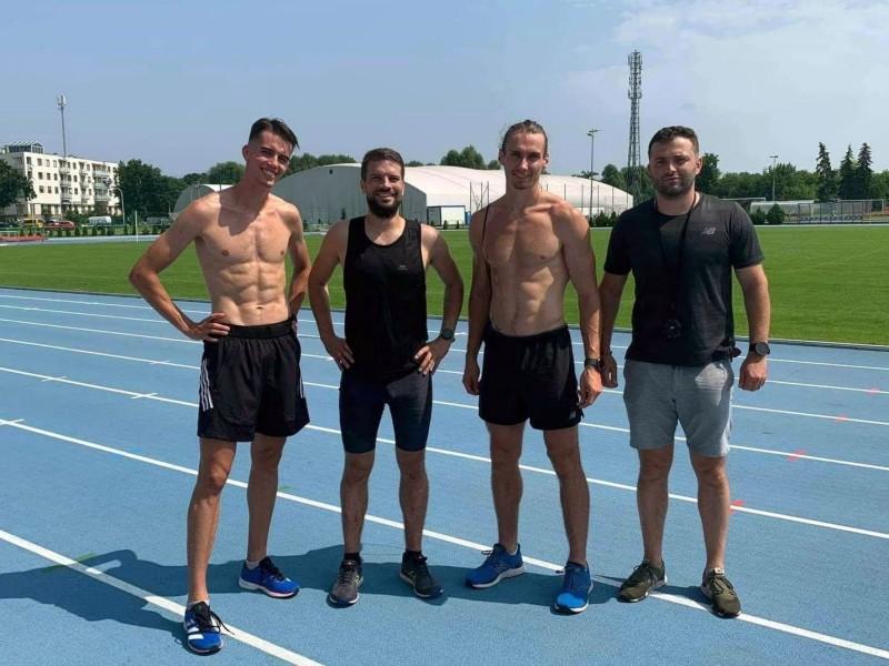Dziś zdobyli olimpijskie złoto, dwa tygodnie temu trenowali w Piasecznie